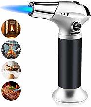 Blow Torch, Refillable Butane Gas Torch Lighter,
