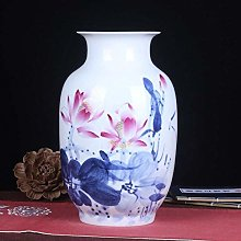 Blue And White Porcelain Antique Vase Chinese