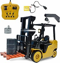 Blue-Chub Remote Control Forklift Truck Toys 1/8