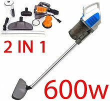 BLUE CORDED STICK VACUUM CLEANER 600W 2 IN 1
