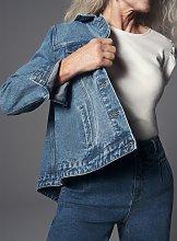 Blue Denim Jacket - 10