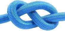 Blue Elastic Bungee Rope Shock Cord Tie Down