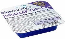 Blue Horizons Jelly Clear Cubes Flocculent 70G