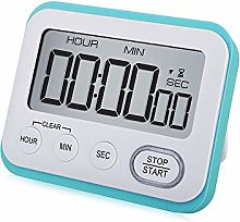 Blue Kitchen Timer Suitable for Cooking, Timing,