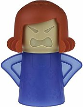 Blue Microwave Cleaner Angry Mom Microwave Oven