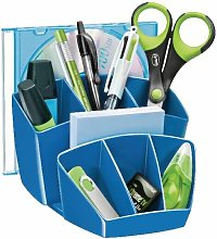 Blue ProGloss Desk Tidy 580G 00127 - CEP