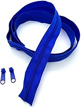 Blue Royal Continuous Zip & Sliders No. 3 Zippers