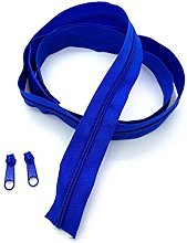 Blue Royal Continuous Zip & Sliders No. 5 Zippers