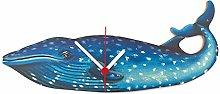 Blue Whale Clock - OC5