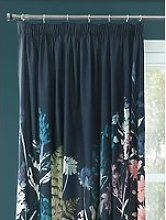 bluebellgray Peggy Pair Lined Pencil Pleat Curtains