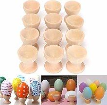 Bluelans Easter Decorations, DIY Easter Wooden Egg