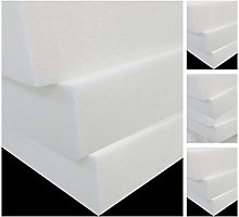 Bluemoon Bedding Upholstery Foam Cut to Any Size -