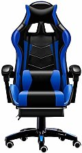Bluetooth Speaker Gaming Chair, Racing Style High