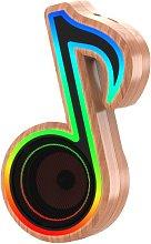 Bluetooth speaker new creative gift desktop small