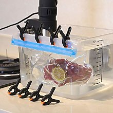 Blulu 8 Pack Sous Vide Cooking Clips for Immersion