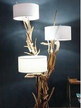 Bluma Floor Lamp 3 Shades