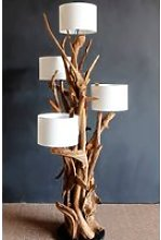 Bluma Floor Lamp 4 Shades