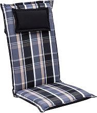 Blumfeldt - Elbe, Upholstery, Armchair Cushion,