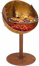 blumfeldt Ignis - Fire Bowl & Grill, 4-Level