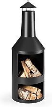 Blumfeldt Westeros Garden Oven - Fireplace , For