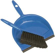 BM04 Composite Dustpan & Brush Set - Sealey