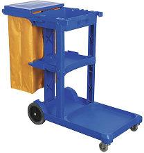 BM30 Janitorial Trolley - Sealey