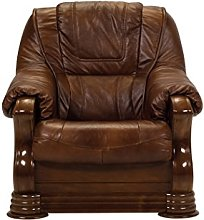 BMF Parma Quality 1 Seater Armchair in Faux