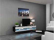 BMF VIGO TV UNIT IN HIGH GLOSS - TV CABINET -