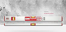BMI 690050EM Eurostar Alu-Spirit Level with