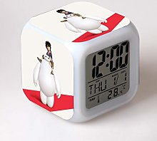 BMSYTY Children's alarm clock color changing