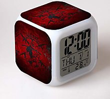 BMSYTY Color change toy gift clock alarm clock LED