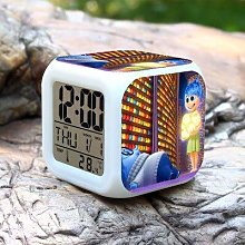 BMSYTY Inside and outside alarm clock digital