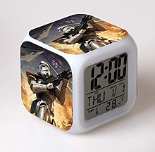 BMSYTY Movie alarm clock disertador kids cartoon