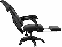BNMKL Bedroom Reclining Office Chair Home Computer