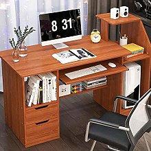 BNMKL Computer And Writing Desk, Study Workstation