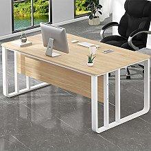 BNMKL Computer Desk U Shaped, Writing Study Table,