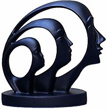 BNMKL Decoration sculpture-Character Abstract Home