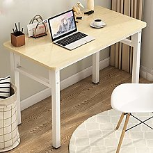 BNMKL Simple Computer Desk Workstation 80X40x75cm,