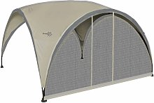 Bo-Garden Insect Screen Sidewall with Door for