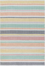 Boardwalk Indoor/Outdoor Pastel Multi Coloured Rug