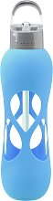 bobble Pure 650ml Water Bottle - Fresh Blue