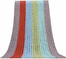 Boburyl Elastic Mohair Fabric Handmade Colorful