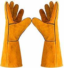 Bocotoer 1 Pair High Temperature Gloves Extreme