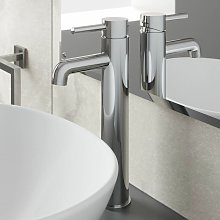Boden High Rise Basin Mixer Tap - Architeckt