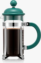 BODUM 3 Cup Cafetiere Coffee Maker, 350ml, Green