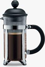 BODUM 3 Cup Caffetteria Coffee Maker, 350ml, Black