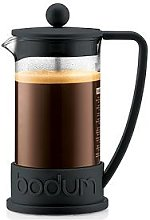 Bodum Black Brazil French Press 8 Cup Coffee