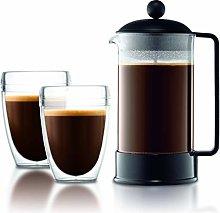 Bodum K1548-01-10 Plunger Coffee Maker Se