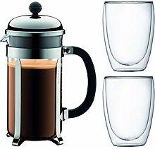 Bodum K1928-16-1 Plunger Coffee Maker Se