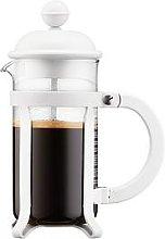 Bodum White Java French Press Coffee Maker, 35Ml